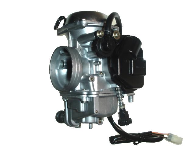bộ chế hòa khí với máy rửa siêu âm