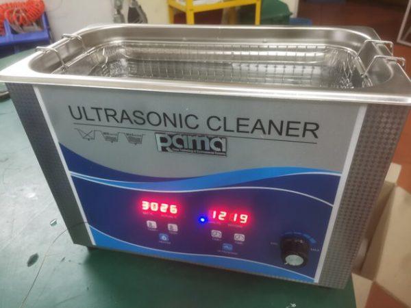 máy tẩy rửa siêu âm mini