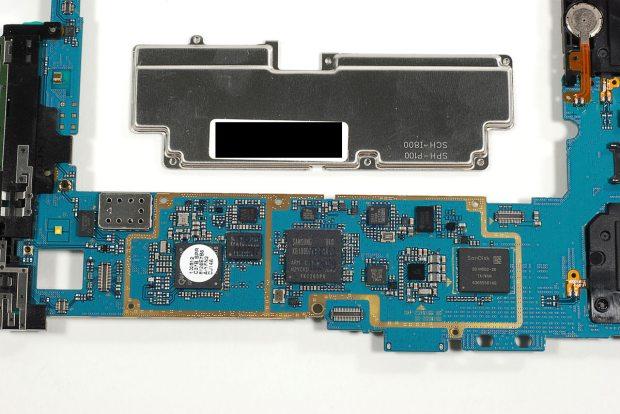 Cách khôi phục hiệu suất của Samsung Galaxy Tab với máy rửa siêu âm