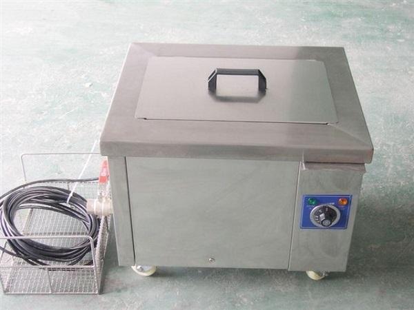 máy rửa rau bằng sóng siêu âm