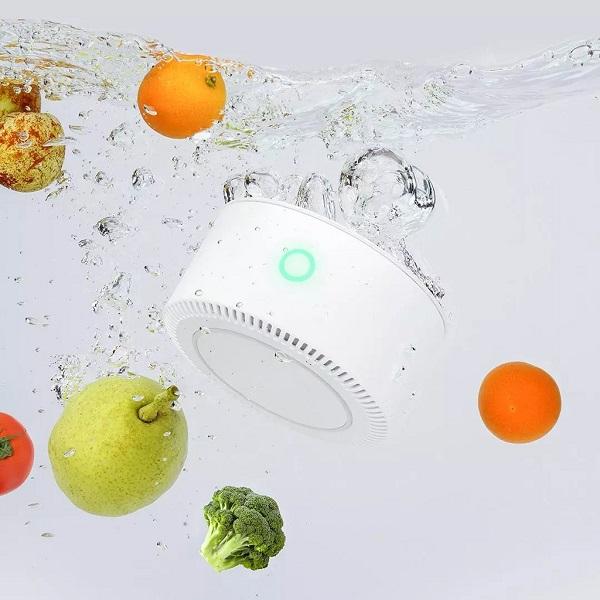 máy rửa rau quả xiaomi