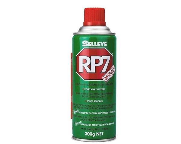 vệ sinh mạch điện tử bằng rp7